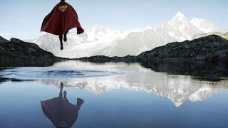 Totally Gorgeous Photos Of Superheroes Spending Time In Nature