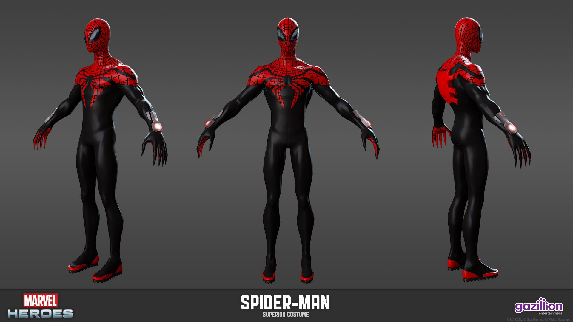 Dress Up As The Most Evil Spider Man This August In Marvel Heroes