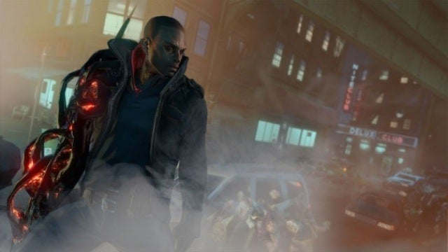 Prototype 2's Protagonist Started Life as a White Dude