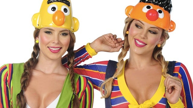 Slutty Sesame Street Halloween costumes prove (again) that nothing is sacred, culture is a sham