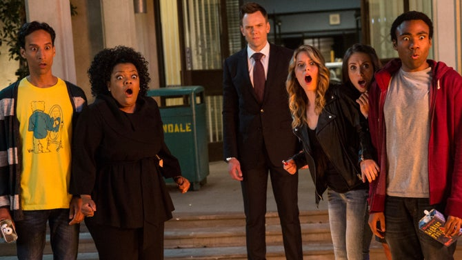 Community Is Getting That Sixth Season After All