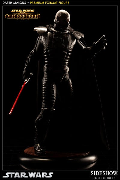 Darth Malgus Will Crush Every Apple in The Galaxy