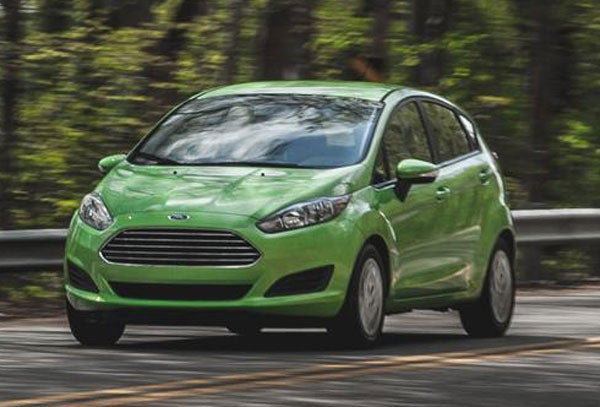 Short Guys Get The 1.0L 3cyl Fiesta EcoBoost Turbo