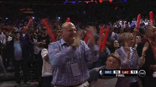 Steve Ballmer Comes On Strong With The Embarrassing Dadness