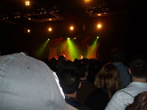 PAX 2008 Concerts - The One-Ups, Freezepop and Jonathan Coulton (I hope)