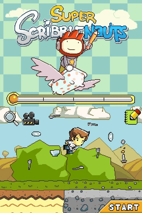 It's A Dead Bird! It's A Red Plane! It's Super Scribblenauts!