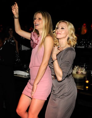 Can The Madonna/Gwyneth Friendship Survive?