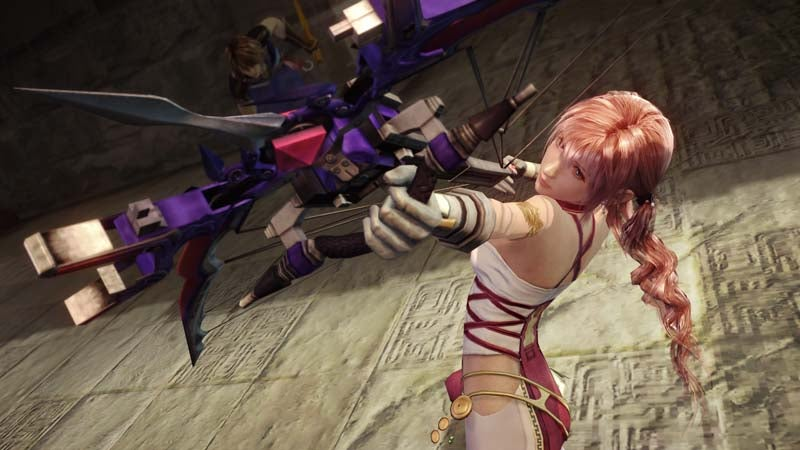 Only Xbox 360 Owners Will Be Able to Use This Exclusive Final Fantasy XIII-2 DLC Weapon