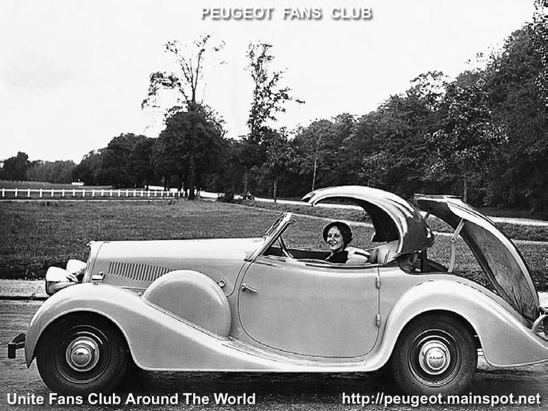 Peugeot Eclipse