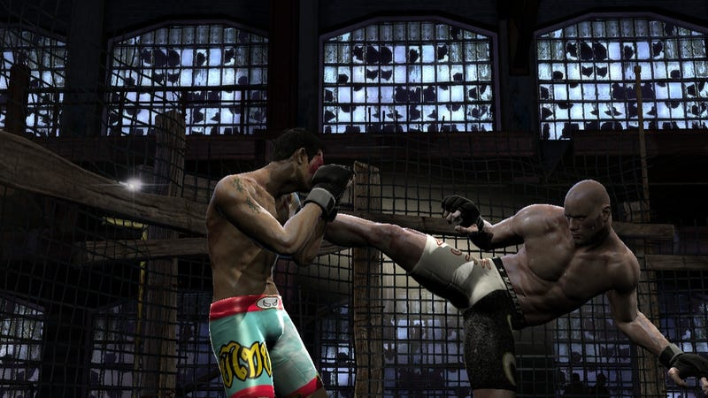 Supremacy MMA Screenshots