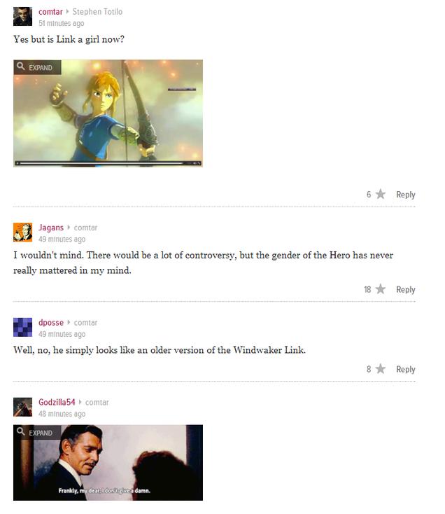 The Internet Reacts To Nintendo's E3 Presentation