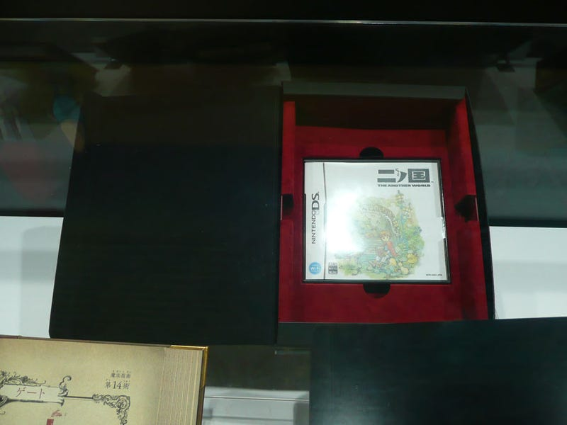 Studio Ghibli/Level 5 Game Box Gives Other Game Boxes The Finger