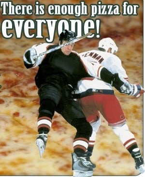 NBC Falls For Silly NHL Pizza Party Hoax (UPDATE)