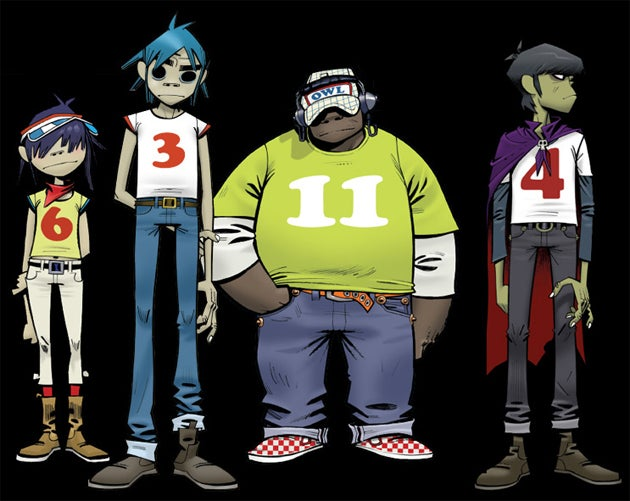 Gorillaz' Next Album Was Created on iPad