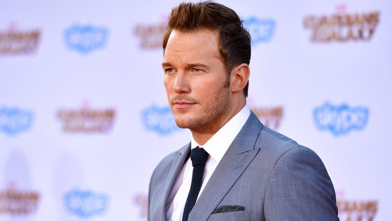 Everybody Is a Little Bit in Love With Chris Pratt Right Now