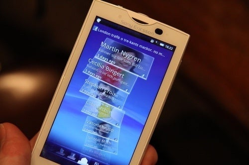 Despite Google Taking on Censorship, Sony Ericsson Has No Qualms About a Chinese Android Launch
