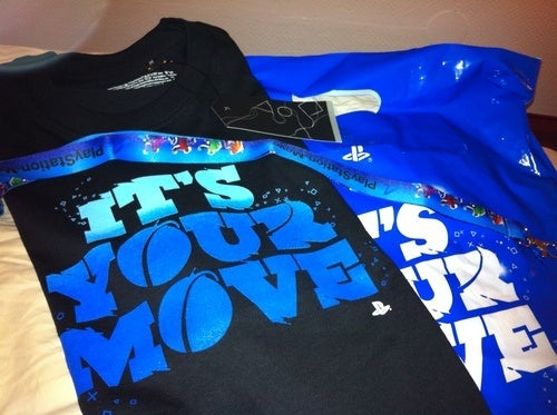 We Went To Sony's GamesCom Presser And All We Got Was This Lousy T-Shirt
