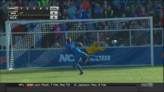 UVA Wins NCAA Men's Soccer Championship On Penalties
