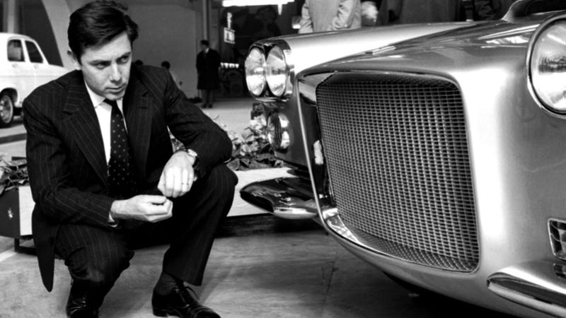 Sergio Pininfarina, Former Ferrari Design Chief, Dead At 85