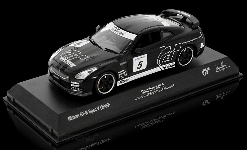 Gran Turismo 5's Collector's Edition Is Reward For Your Patience