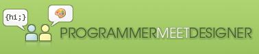 Programmer(s) Meet Designer(s)