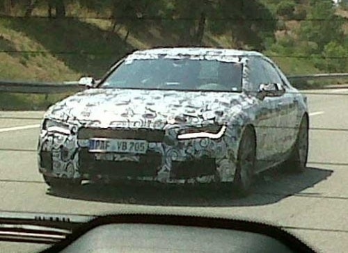 Audi S7: Is That You?
