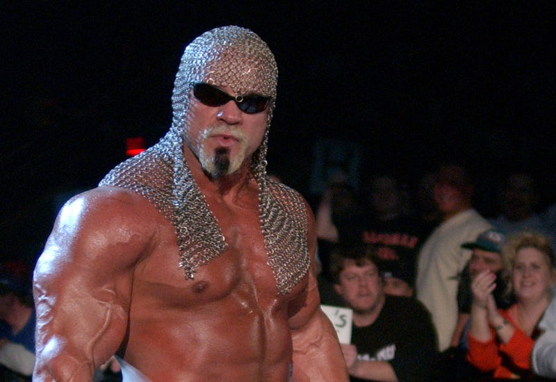 Scott Steiner Blasts The Current State Of Pro Wrestling