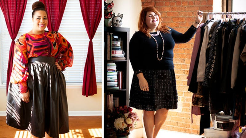 Plus-Size Lady Bloggers Look Fly, Make Us Want to Go Shopping