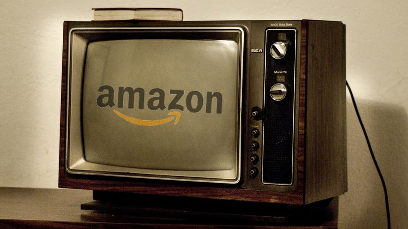 Now Amazon Is Planning to Make Original TV Content