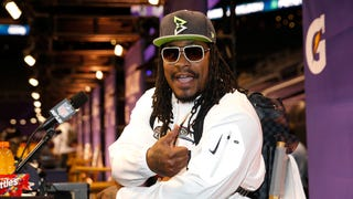 Marshawn Lynch Already Explained Why He Hates Talking To The Media