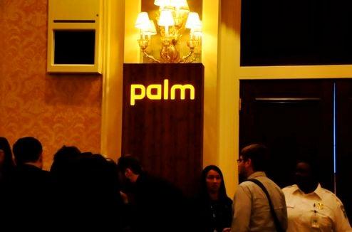 Live: Palm Keynote