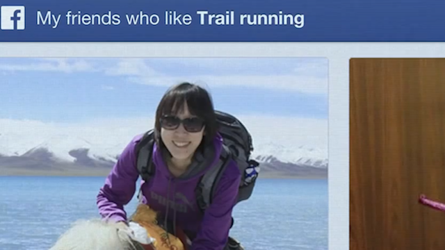 Find All Humans on Earth Who Like Trail Running with Facebook's New Magic Search Engine
