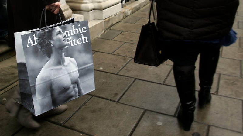 In Act of Desperation, Abercrombie Will Now Sell Plus-Sized Stuff