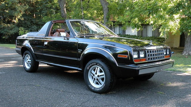 Rare AMC Eagle Sundancer is ultra-weird fun in the sun