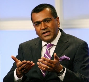 Martin Bashir Bringing His Vaguely Scuzzy Act to Cable