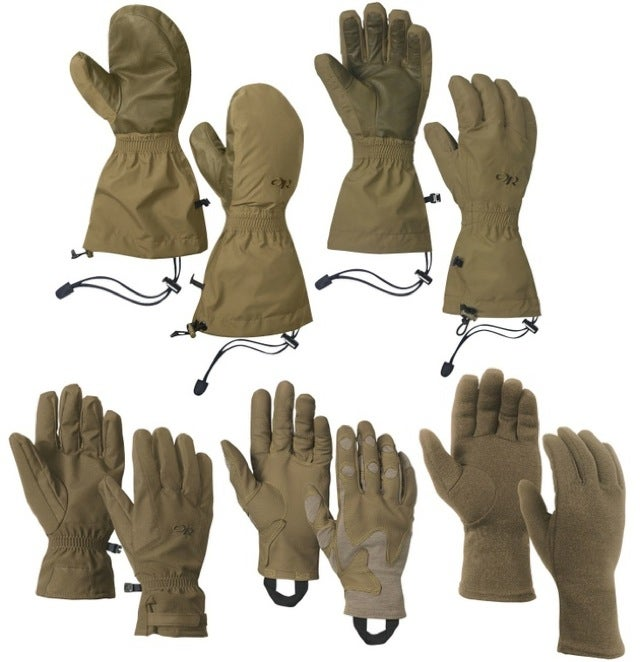 Special Forces Fireproof Modular Glove System Now For Normal Rich Guys Too