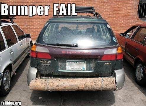 Twenty-Nine Automotive Fails