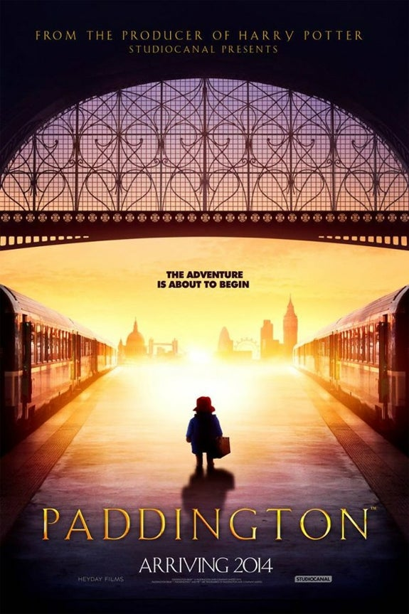 First Paddington Poster