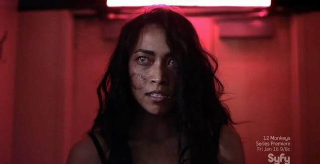 How the hell is  Z Nation   Z Nation Cassandra