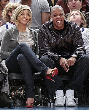 Jay-Z & Beyoncé's Next Hit: 'Here Comes The Bride'