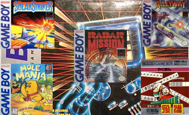 Nintendo's Lost IP, Part 5: DMG-01