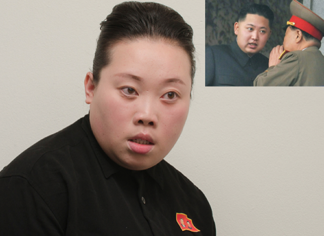 Of Course, People Are Dressing as Kim Jong-un for Halloween