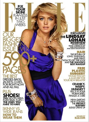 'Elle' Magazine: Now The Prettiest Girl On The Fashion Mag Block