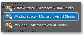 VistaSwitcher Updates, Adds Default Application-Specific Window-Switching Shortcut