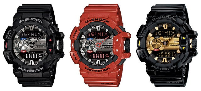 Casio's Latest Bluetooth Watch Puts Song Recognition on Your Wrist
