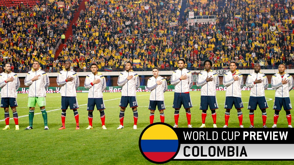 Even Without Superstar Falcao, Colombia Is Still A World Cup Terror
