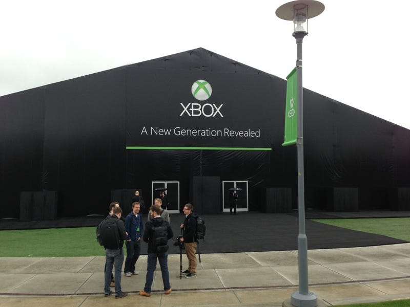 Here's The View From The Xbox Reveal Event