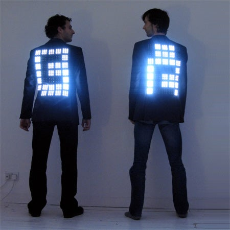 OK Go to Rock Moritz Waldemeyer LED Suits on Their Upcoming Tour