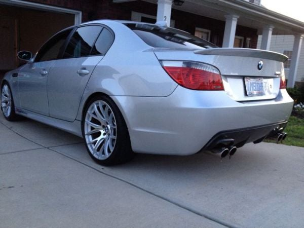For $19,500, This E60 Demands High Ballers