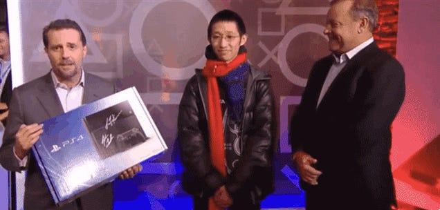 Kotaku 'Shop Contest: Mister First: The Winners